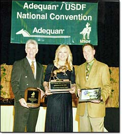 Northwest Sporthorse Breeder Awards 2011